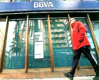 El BBVA deberá pagar más de 50.000€ a un alicantino por arriesgar demasiado en su cartera de valores.