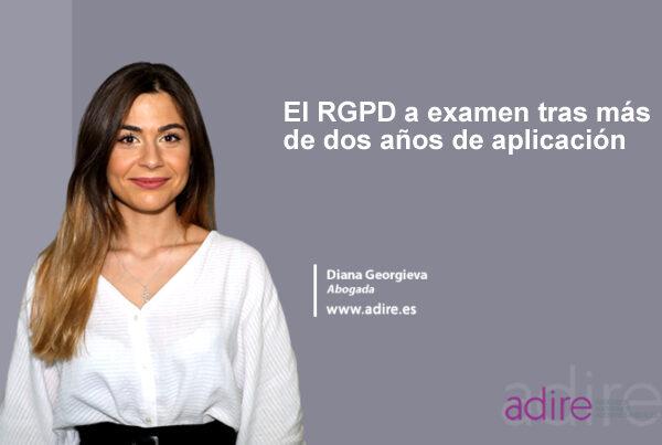 El RGPD a examen tras más de dos años de aplicación